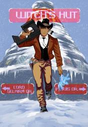 Shadowrun: Lazers and Lightning by Ryusukanku