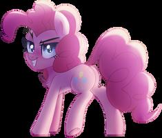 Also Pinkie by StarrComa