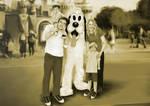 Winchesters in Disneyland by atlantiss505