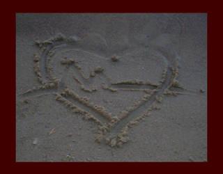 Eroding Heart by Tsaka