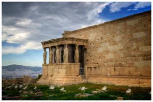 Walking Around Sacred Rock in Athens 003 by etsap
