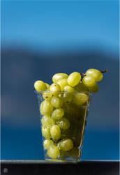 Summer Grapes by etsap