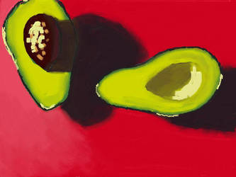 Art Academy: Avocado by LuckyNumber113