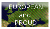 Europe - Stamp by Arisu95