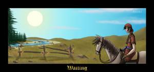 55. Waiting by Ryu-Ka
