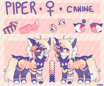 Piper Ref by kiwiai