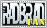 A RadBrad Fan Stamp by Lostloveartist87