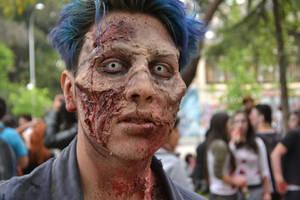 ZombieWalk Santiago, 2012 by EddieMW