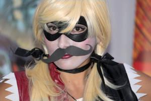 Harley Quinn by EddieMW