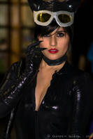 Catwoman by EddieMW