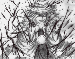 Day 9 - Edmond Dantes by Ferchozaki
