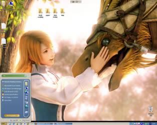 Final Fantasy III by eniton