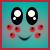 Smile Avatar 'blue' by jugga-lizzle
