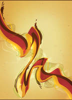 Cascade in Flames by jugga-lizzle