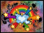 Rainbow Concepts II. by jugga-lizzle