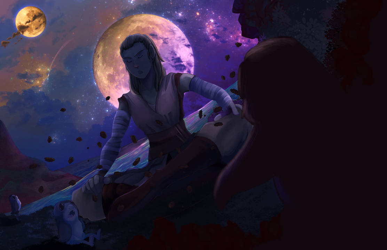 Rey by jelllybears