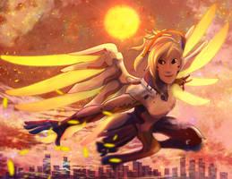 Mercy by jelllybears