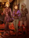 Scouts by jelllybears