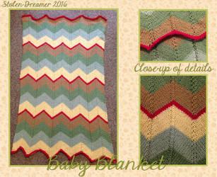 Brooke's Baby Blanket by Stolen-Dreamer