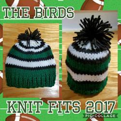 'The Birds' Newborn Hat by Stolen-Dreamer