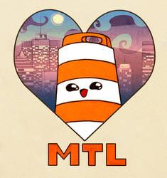 Ponto loves MTL by minyaka