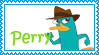 Stamp Perry 1 by AliceBlack19