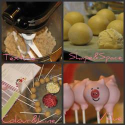 Cakepop Project by Zurisbloodyrose