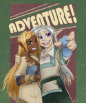 ADVENTURE by MPsai