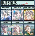 Hair Style Meme - Terith by MPsai