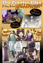 CF- A Very Anime Halloween Pg1 by MPsai
