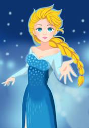 Elsa by Masanohashi