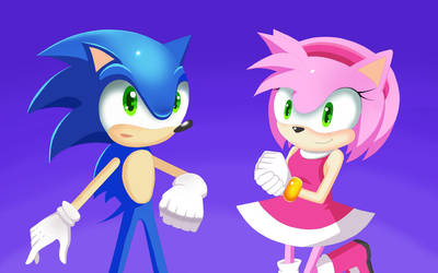 Now it is you who is too fast, Amy by Masanohashi