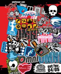 OMNI Magazine by kasovitz