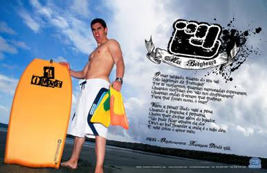 Mar Bodyboard by kasovitz