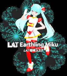 LAT Earthling Miku -[NO DL YET]- by ImNerdyWhoGivesADamn