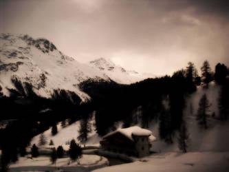 St. Moritz - Switzerland by BirdieG