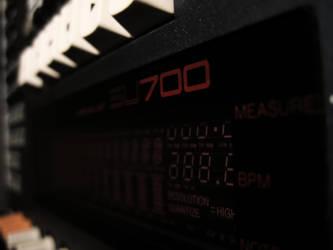 A Yamaha SU 700 Sampler by BirdieG