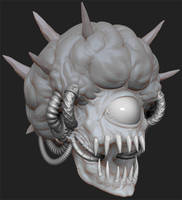 More Mother Brain by GaryStorkamp