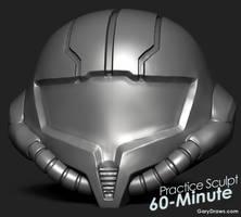 Samus - 60-Minute Practice Sculpt by GaryStorkamp