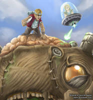 Final Attack by GaryStorkamp