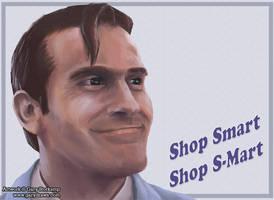Shop Smart, Shop S-Mart by GaryStorkamp
