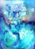 water spirit by angelblueeyes
