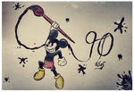 #Mickey90: EPICNESS by TheAngelux22