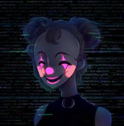 [Gift] Hacker Atsumi by PunzieFlower2002