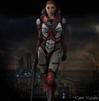 Battle suit by CaptVovan
