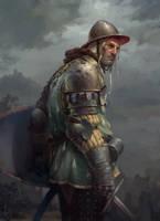 Mercenary by dusint