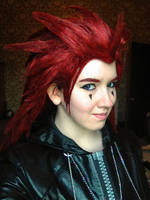 Axel Cosplay 'Selfie' by unipal390