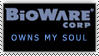 BioWare Owns My Soul by Uilleand