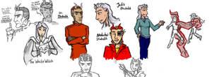 The Diaboliks by Elyandarin