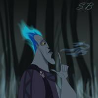 Hades by sbrigs